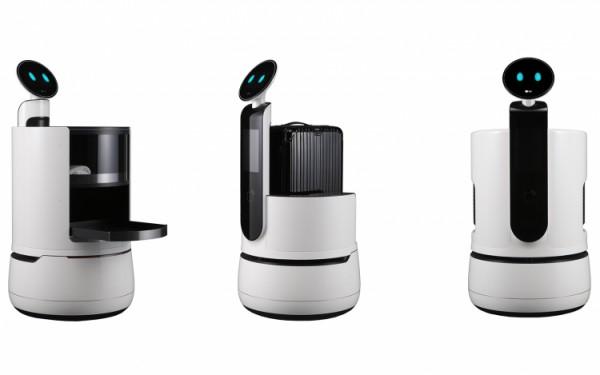 Робот-прислуга, робот-носильщик и робот-консультант
