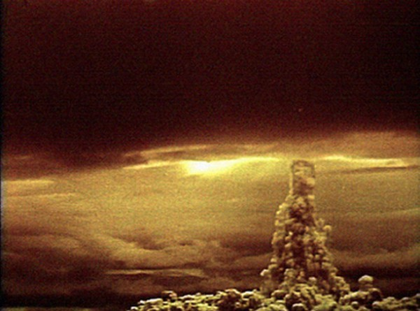 Ядерный гриб от Царь-бомбы