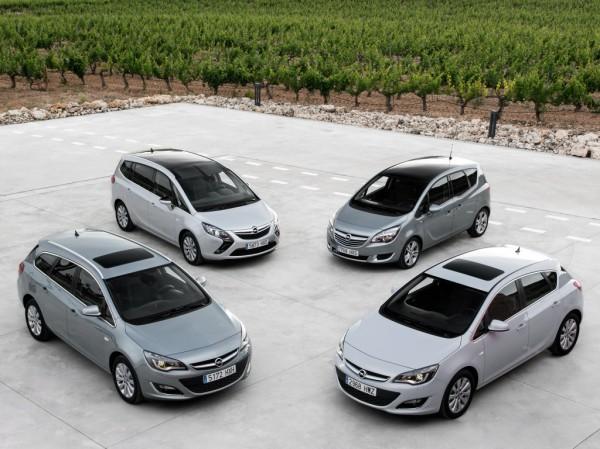 Opel остается в Украине