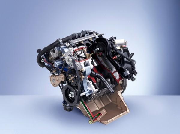 Двигатель Smart ForTwo - самый экономичный
