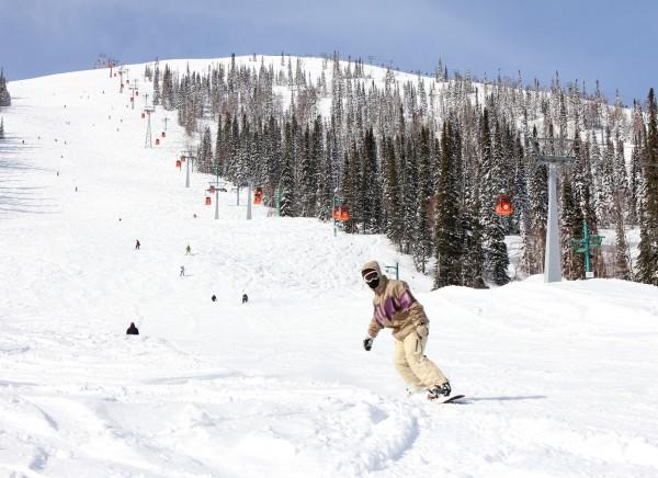 Как сделать трюк олли (Ollie) на сноуборде