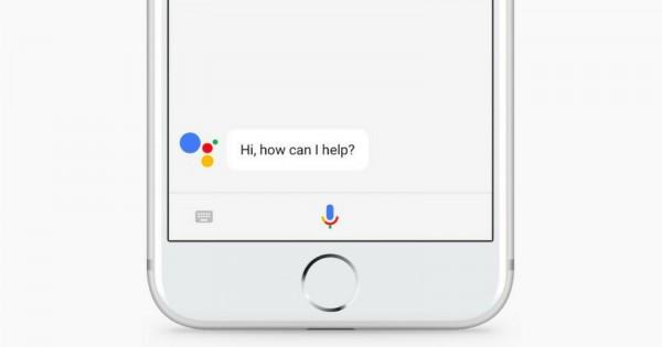 как включить ок гугл на телефоне