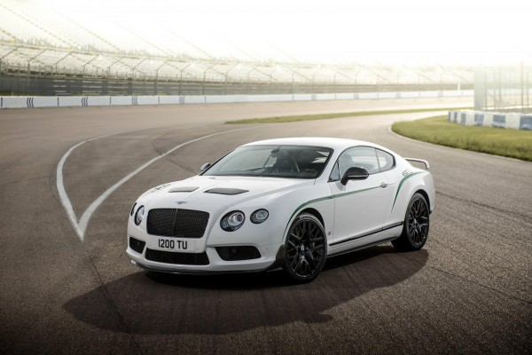 Bentley обещает новый суперкар