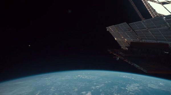 Видео сделано из тысяч снимков с борта МКС