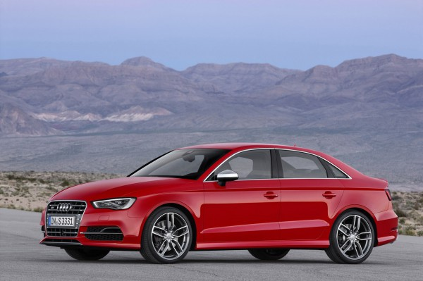 Audi S3 Седан