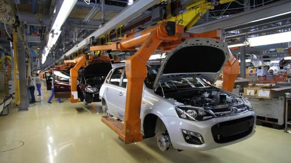 АвтоВАЗ будет собирать машины для Украины?