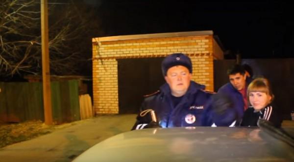 Российские полицейские интересуются бейсболом