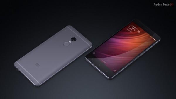 Новый Xiaomi Redmi Note 4 работает два дня без подзарядки