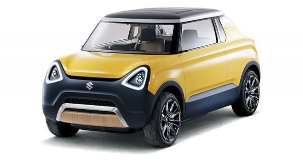 Новый пикап от Suzuki