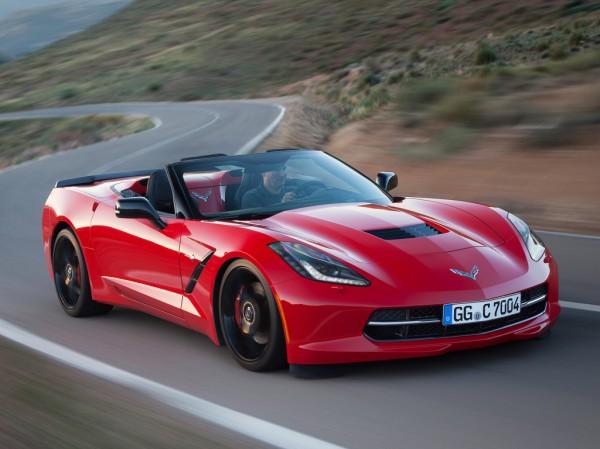 Новые Chevrolet сделают похожими на Corvette