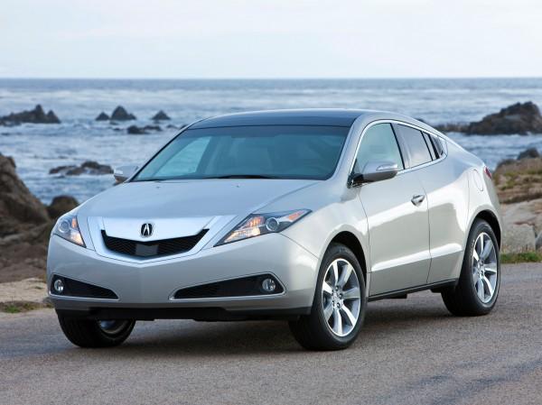 1. Acura ZDX  Продано: 361 (-53.4%)  Цена: $50 920