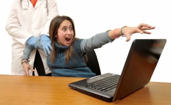 А ты можешь прожить день без интернета?