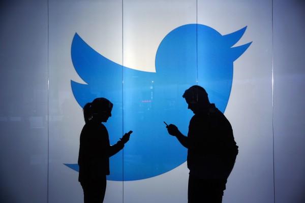 Новый логотип Твиттера