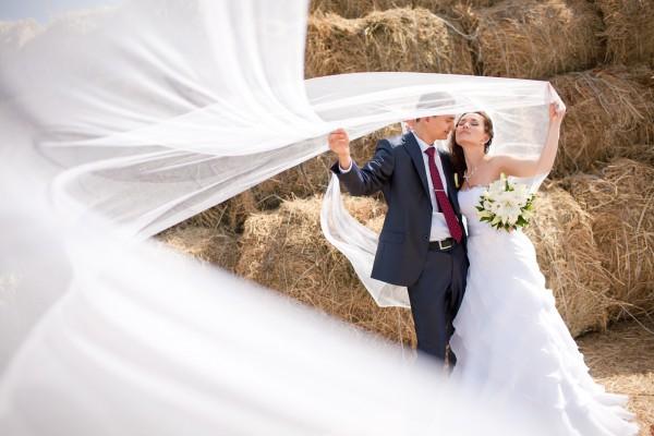 Какие бывают виды свадебной фаты