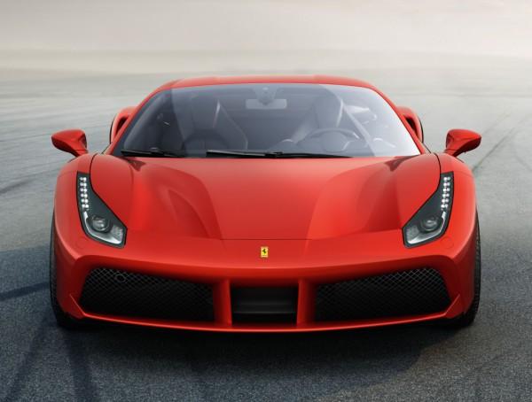 Названа дата премьеры спорткара Ferrari 488 GTS
