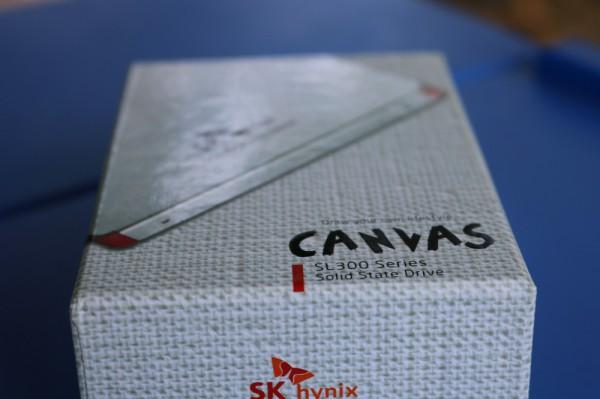 Обзор накопителя SK Hynix Canvas SL300