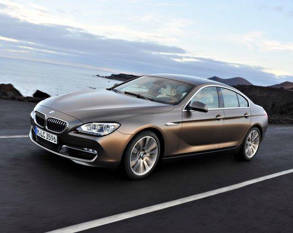 BMW 6 Gran Coupe можно купить за 83 650 евро