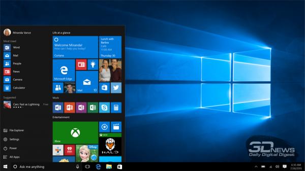 скачать Windows 10 с торрента - фото 5