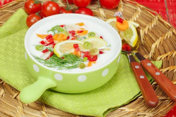 Главные секреты приготовления вкусной окрошки