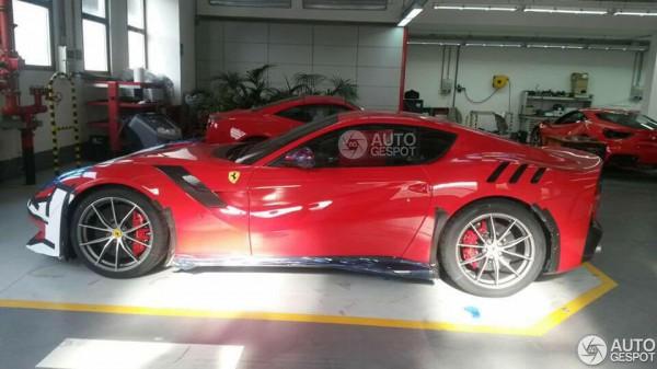 Спецверсия Ferrari F12