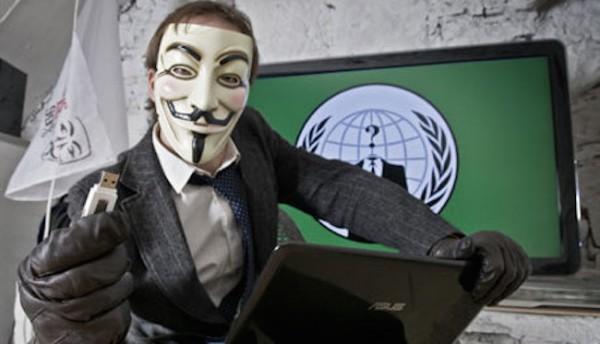Anonymous проведут спецоперацию 11 декабря