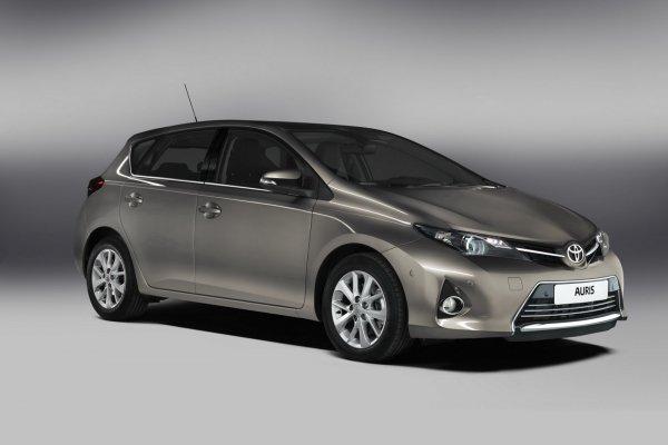 Новый Toyota Auris пойдет на экспорт в следующем году