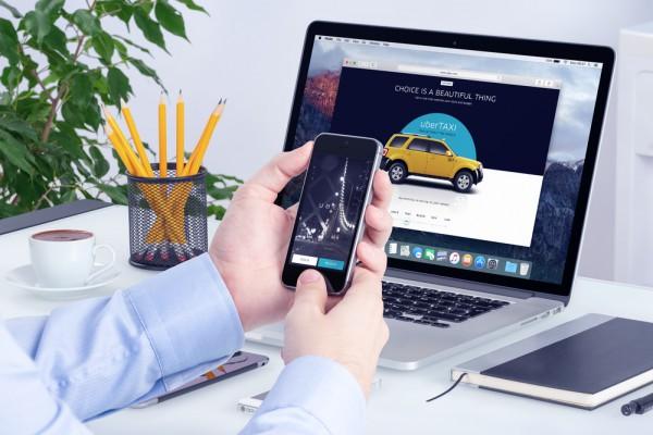 Uber все же идет в Украину