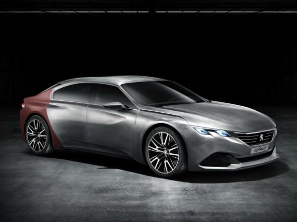 Концепт Peugeot Exalt получит серийную версию