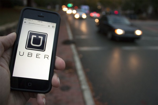 Uber пришел в Украину