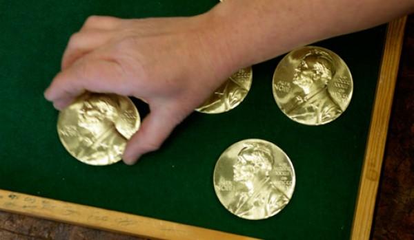 Нобелевскую премию мира присудили сразу группе политических деятелей