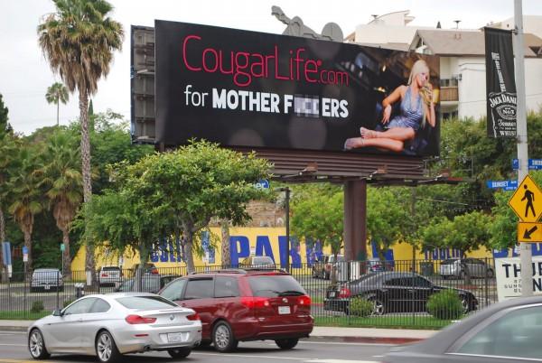 Скандальная реклама сайта знакомств в Лос-Анджелеса