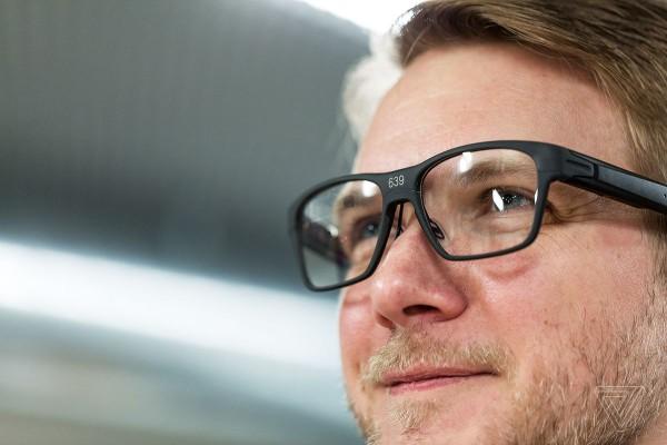Умные очки Vaunt