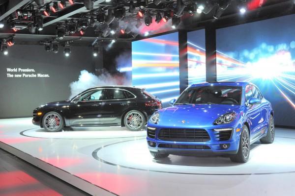 Macan построен на базе Audi Q5, но имеет ряд отличий
