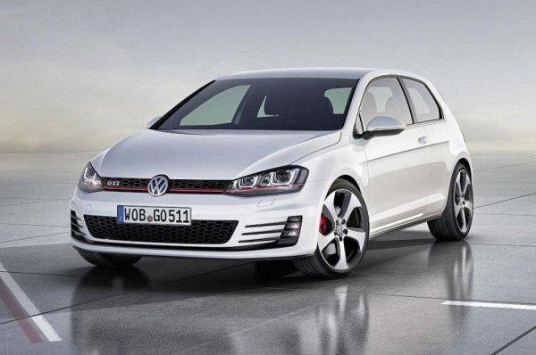 Новый VW Golf GTI поступит в продажу в следующем году