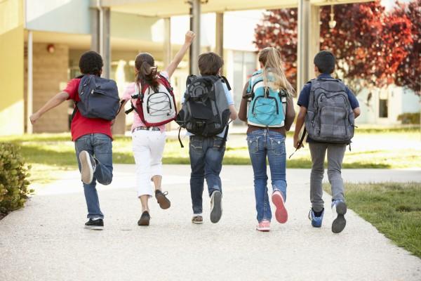 Какой оптимальный вес для школьного рюкзака