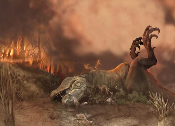 Нынешнюю ситуацию сравнивают с концом эпохи динозавров