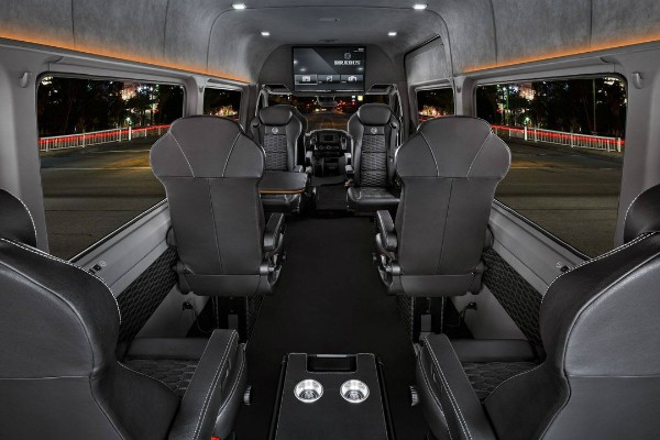 Brabus Conference Lounge