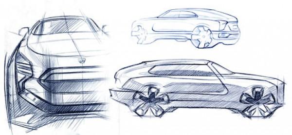 Иллюстрация внедорожника Marussia F2