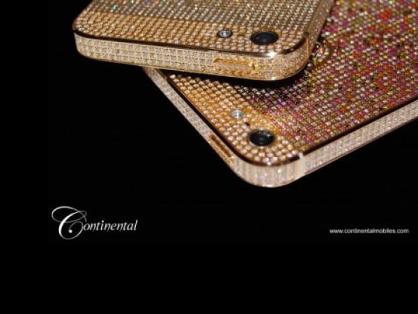 Continental Mobiles Adamas и Aurora iPhone 5 — от $56 000 до $106 000