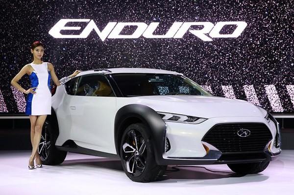 Новый кроссовер от Hyundai