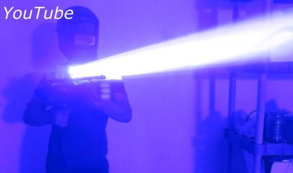 Лазерная базука