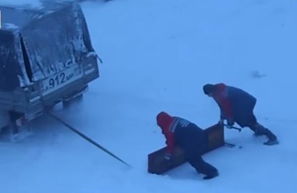 Суровые российские коммунальщики