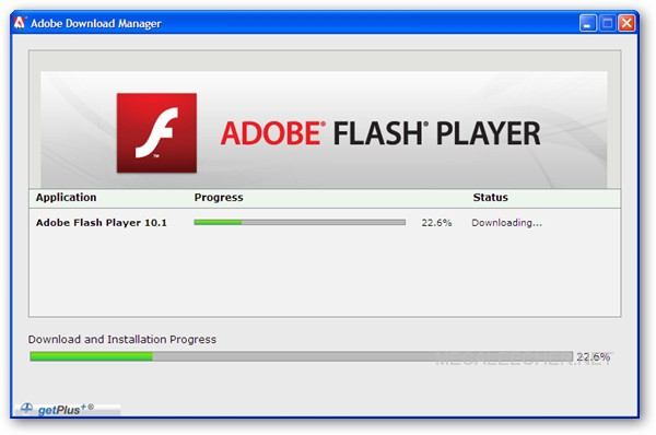 Установить Adobe Flash Player