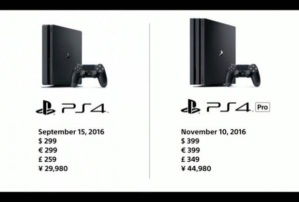 Сони анонсировала игровую консоль PS 4 Pro и«тонкую» PS 4
