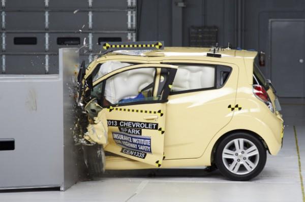 Тест Chevrolet Spark