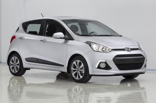 Hyundai i10 второго поколения