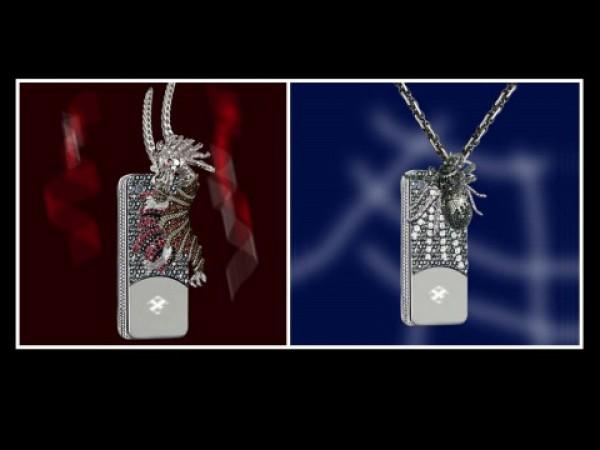 Чехлы Dragon и Spider для iPhone — $880 000