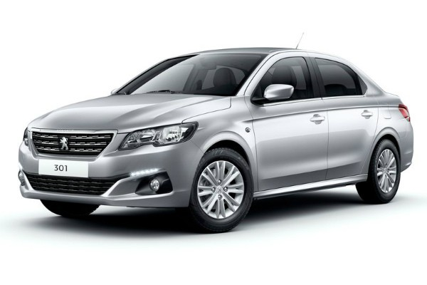 Обновленный Peugeot 301