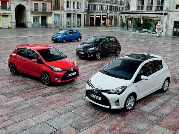 Безоговорочным лидером в Украине стала Toyota