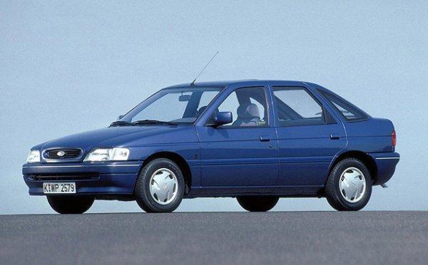 Ford Escort 1992–1994 г.в.